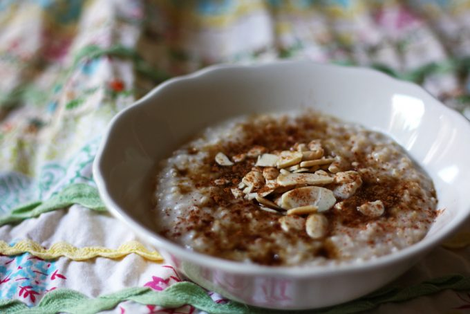 Brown Sugar and Cinnamon Oats