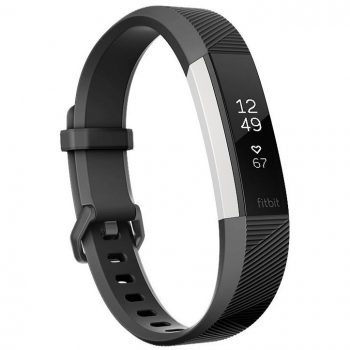 Fitbit Alta HR Black Fitness Tracker