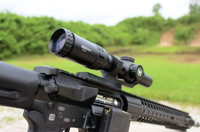 AR 15 Scope