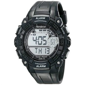 Armitron Sport 408209BLK Digital Watch