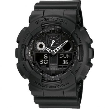 Casio G-SHOCK The GA 100 Military Series Watch