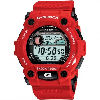 Casio Rescue Casual Digital Watch