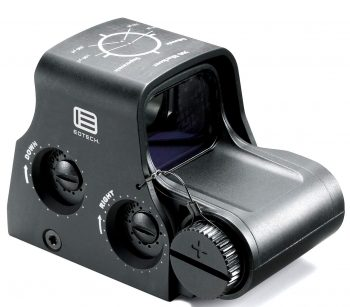 EOTech 300 Blackout Holographic Sight XPS2-300