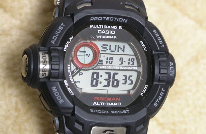 G-Shock Additional Features
