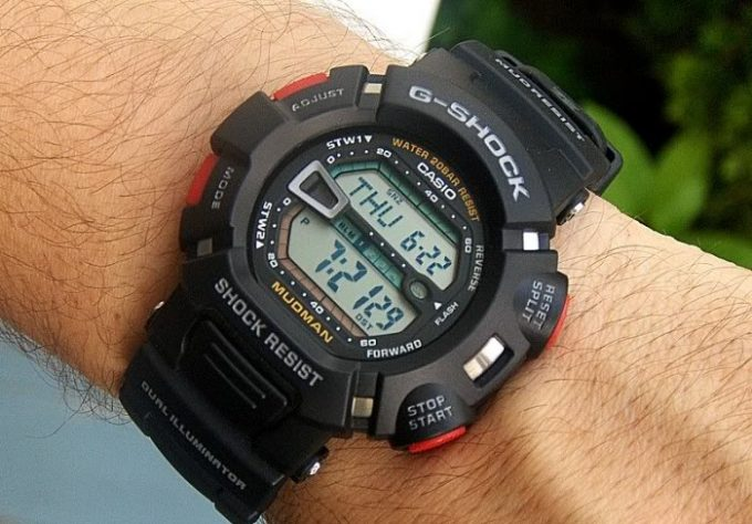 G-Shock Display