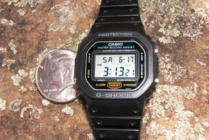 G-Shock Watch Durability