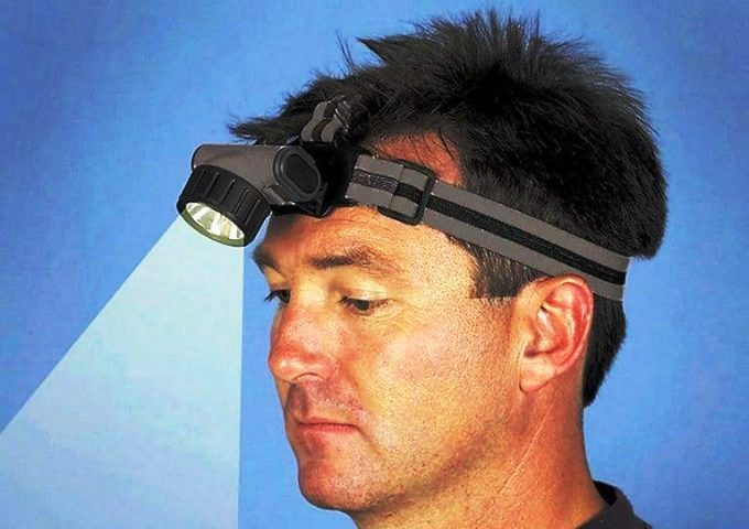 Headlamp Ergonomics