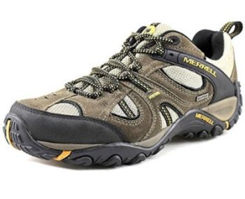 Merrell Men's Yokota Trail Waterproof Hiking Shoes