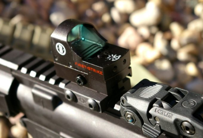 Monted Red Dot Sight