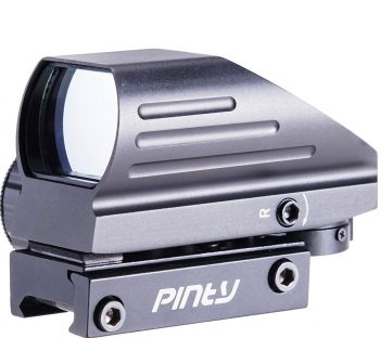 Pinty Red & Green Reflex Holographic Rifle Dot Sight