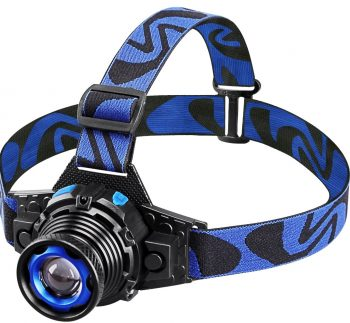 STCT Street Cat Rechargeable LED Headlamp