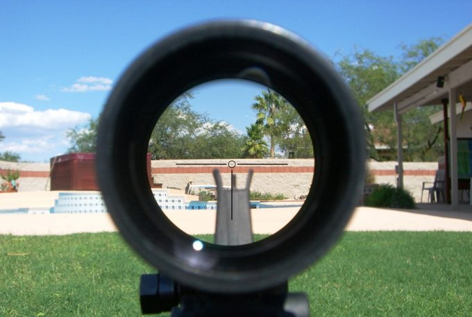 Scope Reticle