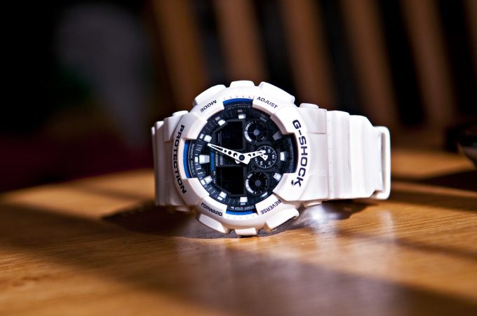 Sun Powered G-Shock