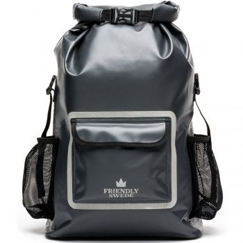 The Friendly Swede Dry Bag Backpack
