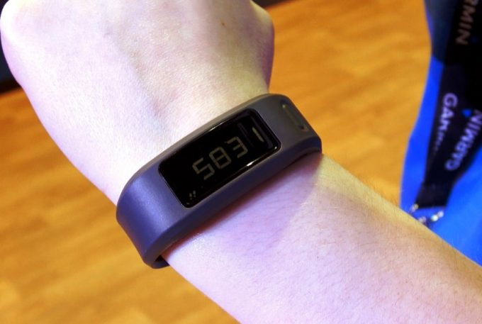 Fitness Tracker with Pedometer