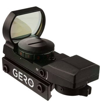 GERO Tactical Green and Red Dot Sight
