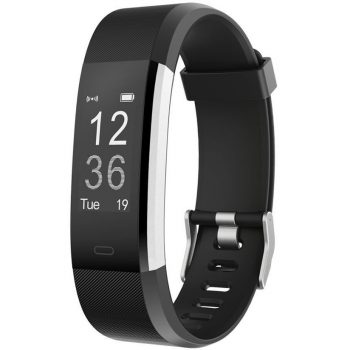 Letsfit Fitness Tracker HR Monitor Watch