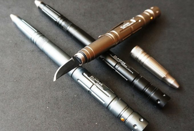 Tactical Pen Features