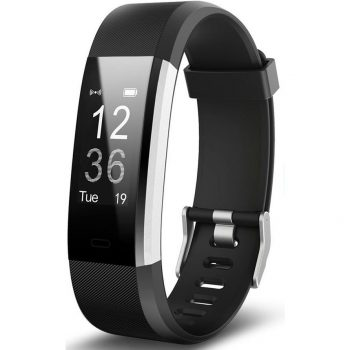 Torntisc Fitness Tracker Heart Rate Monitor Watch