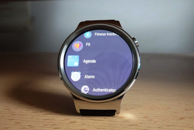 Android Watch Display