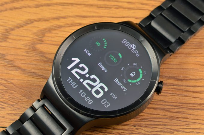 Android Watch Hardware
