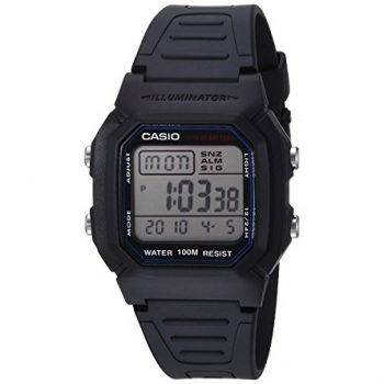 Casio Men's W800H-1AV Classic Sport Watch