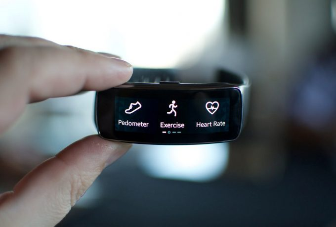 Fitness Watch Tracking Options