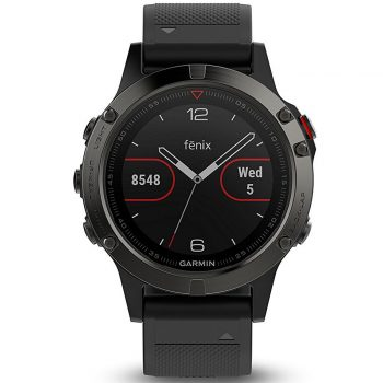 Garmin Fenix 5 Sapphire Athletic Watch