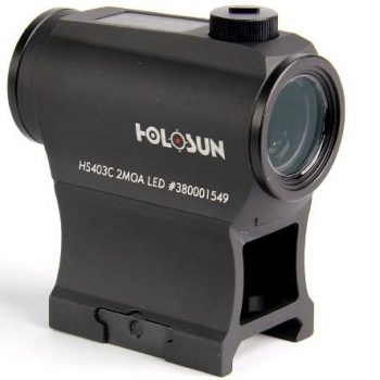 Holosun HS403C Solar Power Dot Sight