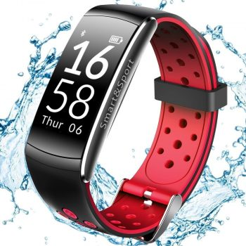 LOLG IP68 Waterproof Fitness Tracker