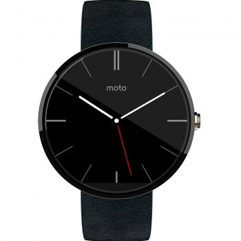 Motorola Moto 360 Modern Timepiece Smart Watch