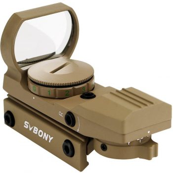 SVBONY Green and Red Dot Sight for Reflex Sight