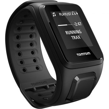 TomTom Spark Cardio GPS Fitness Watch