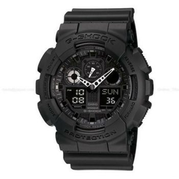 Casio Men's G-SHOCK - The GA 100-1A1