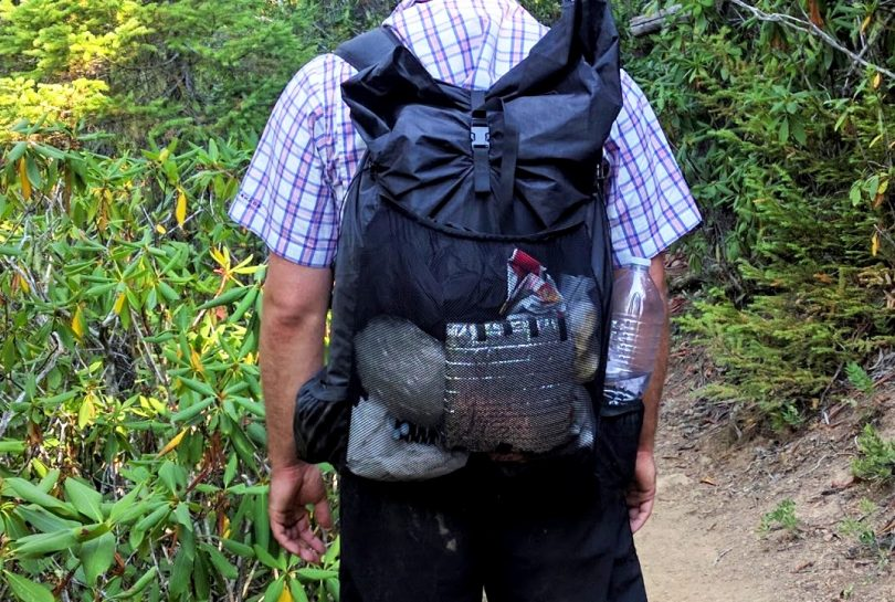DIY Hiking Backpack