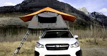 DIY Roof Top Tent