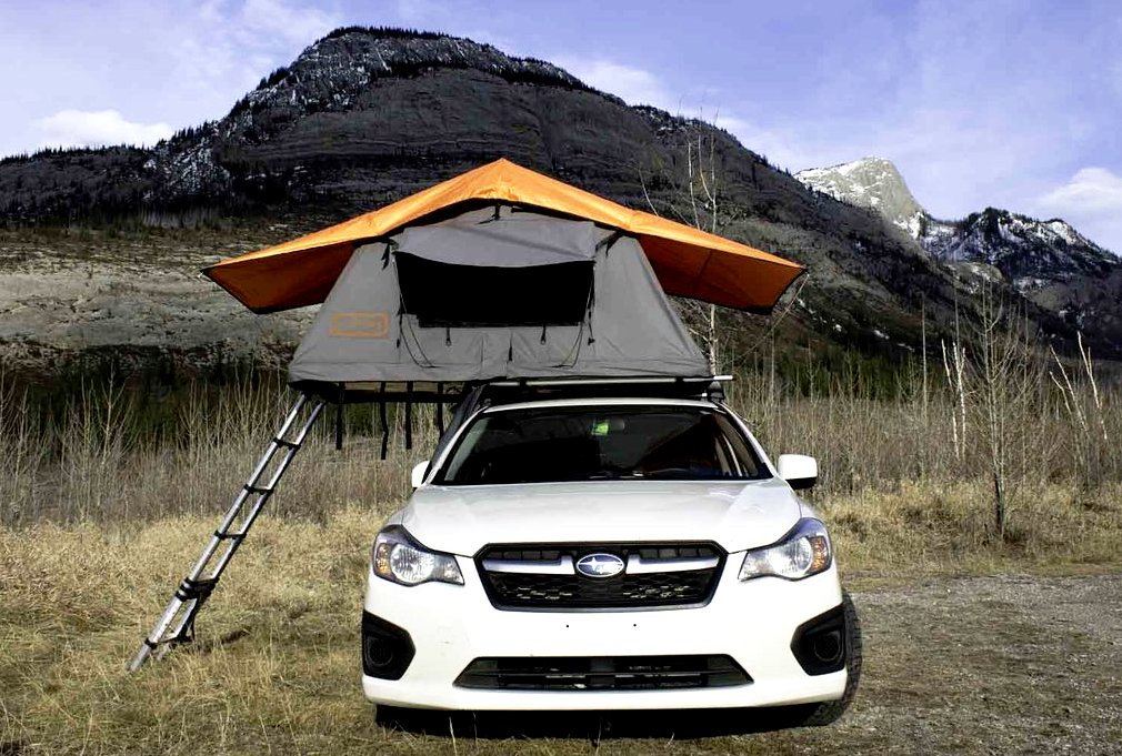 DIY Roof Top Tent: Easy to Follow Guide for Making the ...