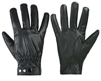 GLOUE Men's Gloves Waterproof Touchscreen Thick Gloves