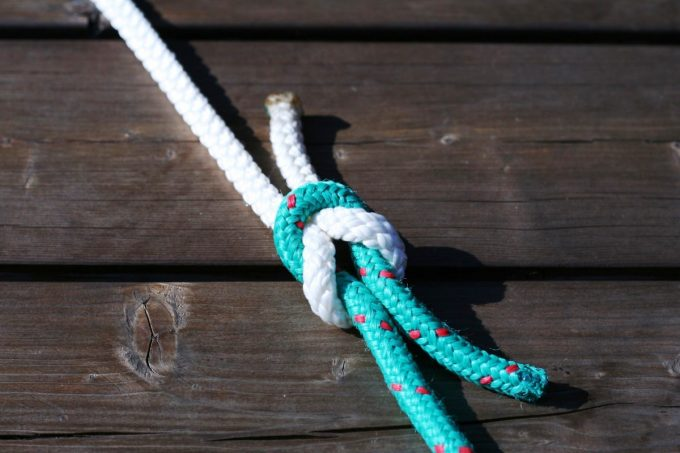 Learning to Tie Knots